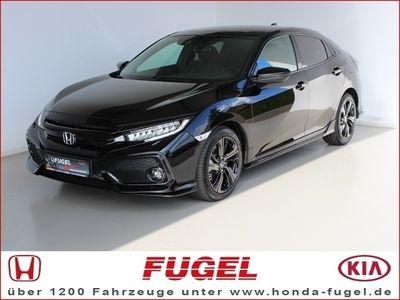 gebraucht Honda Civic 1.5 i-VTEC Sport Plus CVT-AT|LED|Pano