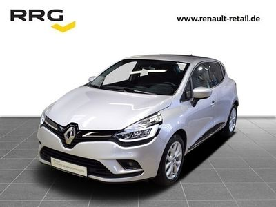 used Renault Clio IV 4 1.2 TCE 120 ECO² INTENS ENERGY AUTOMATIK