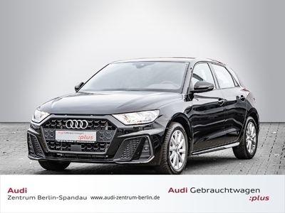 gebraucht Audi A1 Sportback 30 TFSI S line *NAVIplus*PDCplus*SHZ*