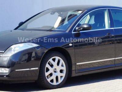 "gebraucht Citroën C6 HDI 205 EXCLUSIVE KLIMA GPS-NAVI EFH ALU 18"""