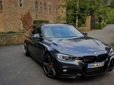 verkauft bmw 330 d touring f31 m paket gebraucht 2013. Black Bedroom Furniture Sets. Home Design Ideas