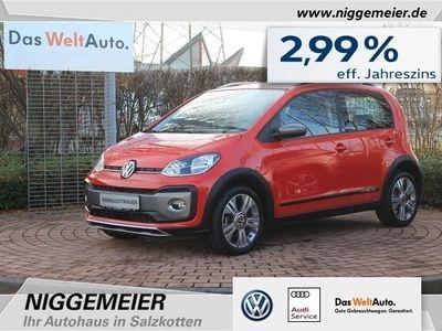 gebraucht VW cross up! up!cross Sitzheizung, Bluetooth, maps