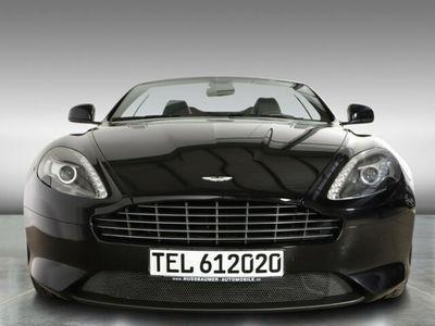 gebraucht Aston Martin DB9 6.0 Volante 1.Hand U-Frei S-Heft TAX TOPP
