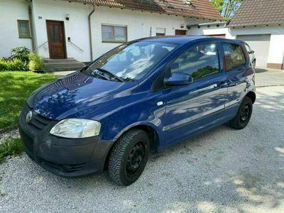 gebraucht VW Fox - TÜV 03/2023