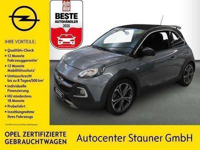 gebraucht Opel Adam 1.4 TURBO ROCKS S 150PS S/S6G*SHZ*LHZ*FALTDACH*NAV