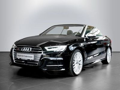 gebraucht Audi S3 Cabriolet 2.0 TFSI quattro S tronic LED SHZ