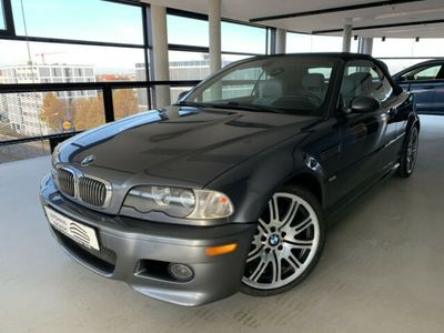 gebraucht BMW M3 Cabriolet SMG E46 Harman&Kardon Xenon PDC **