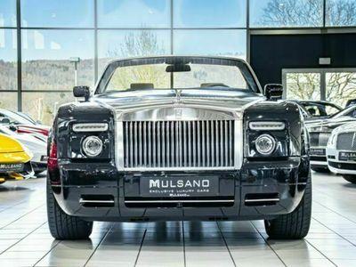 "gebraucht Rolls Royce Phantom Drophead DUOTONE 22"" RückfKamera Logo TV"