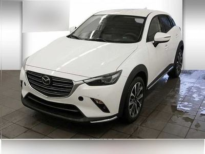 gebraucht Mazda CX-3 CX-3SKYACTIV-G 121FWD 6GS SPORTS TEC-P NAV ACAA