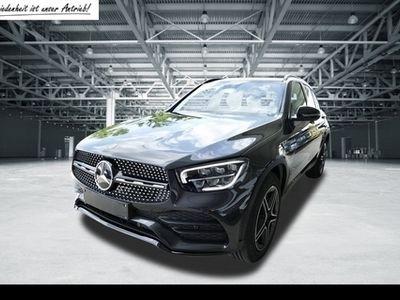 gebraucht Mercedes GLC300 4M. MOPF-AMG-Night-Navi-LED-AHK-EasyPack