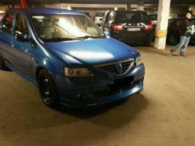 gebraucht Dacia Logan 1.6 MPI ungefähr 110PS Sport U...