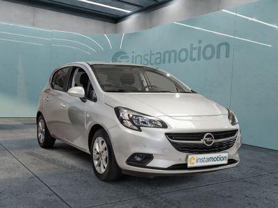 gebraucht Opel Corsa CorsaE Active 1.4 Navi-Link-Tom Allwetterrδder Klima Sitzheizung PDCvo+hi+Kamera Tempomat