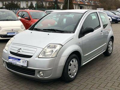 gebraucht Citroën C2 1.4 HDI * KLIMA * 1 HAND * 1 JAHR GARANTIE