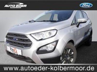 gebraucht Ford Ecosport 1.0 EcoBoost CoolConnect StartStopp EURO (Navi Kli