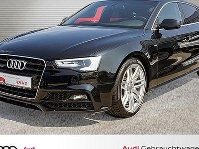 gebraucht Audi A5 Sportback 2.0 TDI quattro S tronic Xenon Navi GRA LM PDC