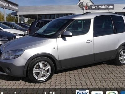 gebraucht Skoda Roomster Scout Plus Edition 1.2TSI SHZ AHK PDC