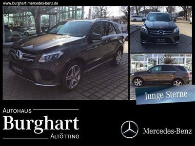 gebraucht Mercedes GLE350 d 4MATIC AMG Line StreetStyle COMAND APS/Styling