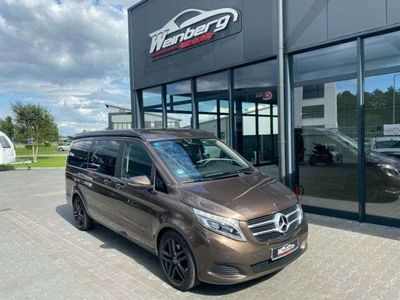 gebraucht Mercedes V200 -Klasse Marco Polo 220 CDI,Küche,Stadhei,360°
