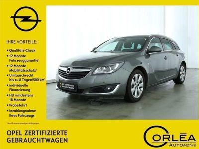 gebraucht Opel Insignia ST 2.0 Diesel Inno EU6 Navi Xenon PDC