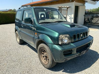 used Suzuki Jimny 1.5 DDiS 4WD*AHK*Klima*