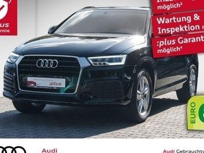 gebraucht Audi Q3 1.4 TFSI S-Line Einparkhilfe AHK uvm