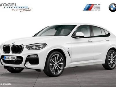 gebraucht BMW X4 xDrive20d M Sport Head-Up HiFi DAB LED Shz