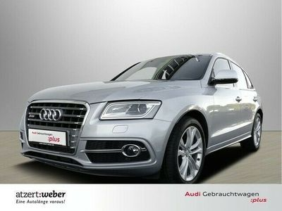 gebraucht Audi SQ5 competition quattro tiptronic Navi AHK ACC