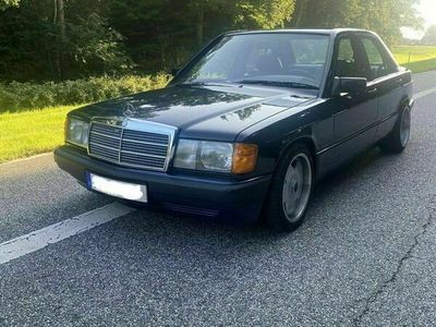 gebraucht Mercedes 190 Mercedes Benz3.0 L. W201 Leder Klima...