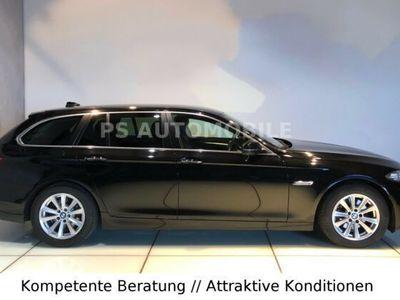 gebraucht BMW 518 d T Aut./RFK/Driv.Ass/Hifi/Navi/Standhzg