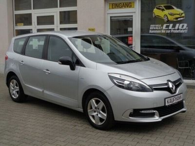 gebraucht Renault Grand Scénic III Limited 1.5 dCi 110 FAP EURO 6