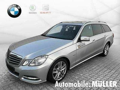 gebraucht Mercedes E200 CGI BlueEfficiency Navi Xenon el. Sitze