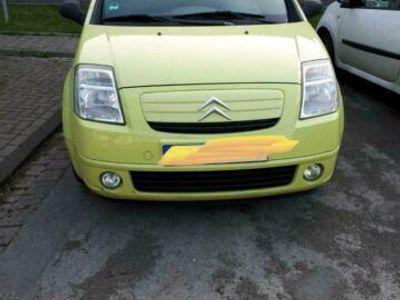 gebraucht Citroën C2 mit tüv