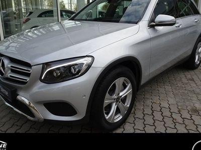 gebraucht Mercedes GLC220 d d Exclusive 4M 9G+LED+Easy+Sitzkomfort