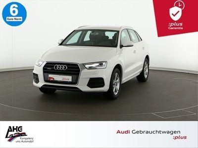 gebraucht Audi Q3 2.0 TDI quattro Xenon Navi GRA LM-Felge