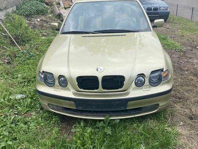 gebraucht BMW 316 Compact e46 kompakt Ti als Sportwagen/Coupé in Feuchtwangen