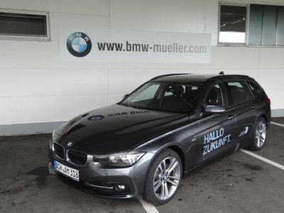 gebraucht BMW 318 d Touring Sport Line