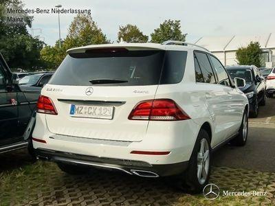 gebraucht Mercedes GLE250 BlueTEC 4MATIC
