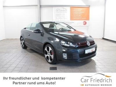gebraucht VW Golf Cabriolet VI 2.0 GTI DSG bei Gebrachtwagen.expert