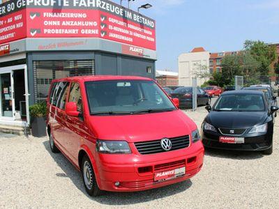 gebraucht VW Shuttle T5Shuttle/Navi/Tagfahrlicht/AHK/Webasto