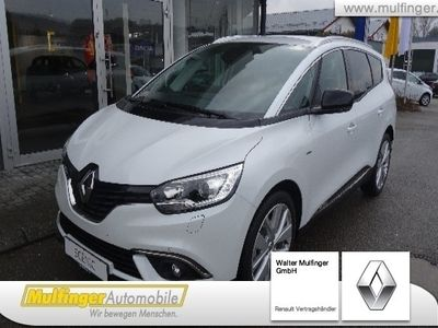 gebraucht Renault Grand Scénic LIMITED Deluxe TCe 160 GPF