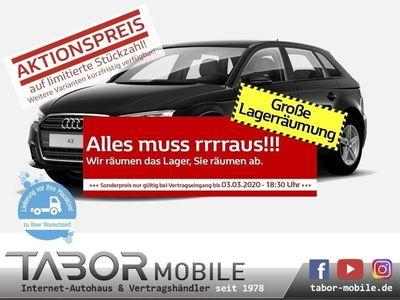gebraucht Audi A3 Sportback 35 TFSI 150 Nav PDC+ Adv.Key Tempo. RegenS