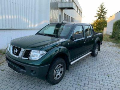 used Nissan Navara Pick-up Doppelkabine Business 4X4