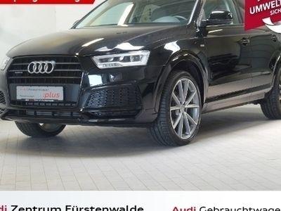 gebraucht Audi Q3 2.0 TFSI qu.Stronic Sport Sline LED NAV