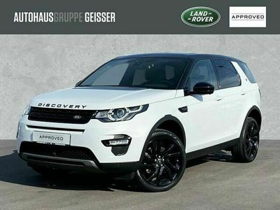 gebraucht Land Rover Discovery Sport TD4 AWD HSE