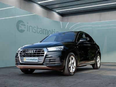 gebraucht Audi Q5 Q52.0 TDI Q S line Luft Standhzg Navi+ eKlappe