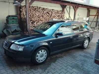 gebraucht Audi A6 quattro avant