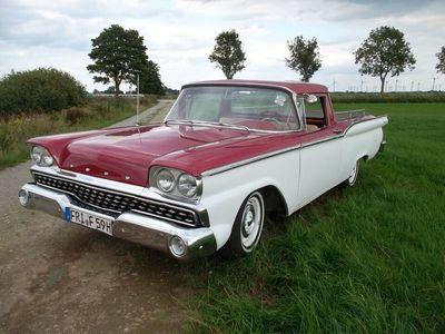 gebraucht Ford Ranchero !!! PICK UP 1959 TOP !!! TÜV = NEU !!!
