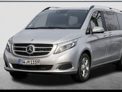 gebraucht Mercedes V250 Avantgarde Edition,AHK 2,5t,DISTRONIC