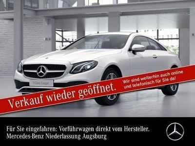 gebraucht Mercedes E200 Cp. Avantgarde LED Kamera Spurhalt-Ass PTS
