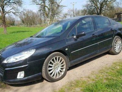 gebraucht Peugeot 407 HDI, Automatik, Euro 4